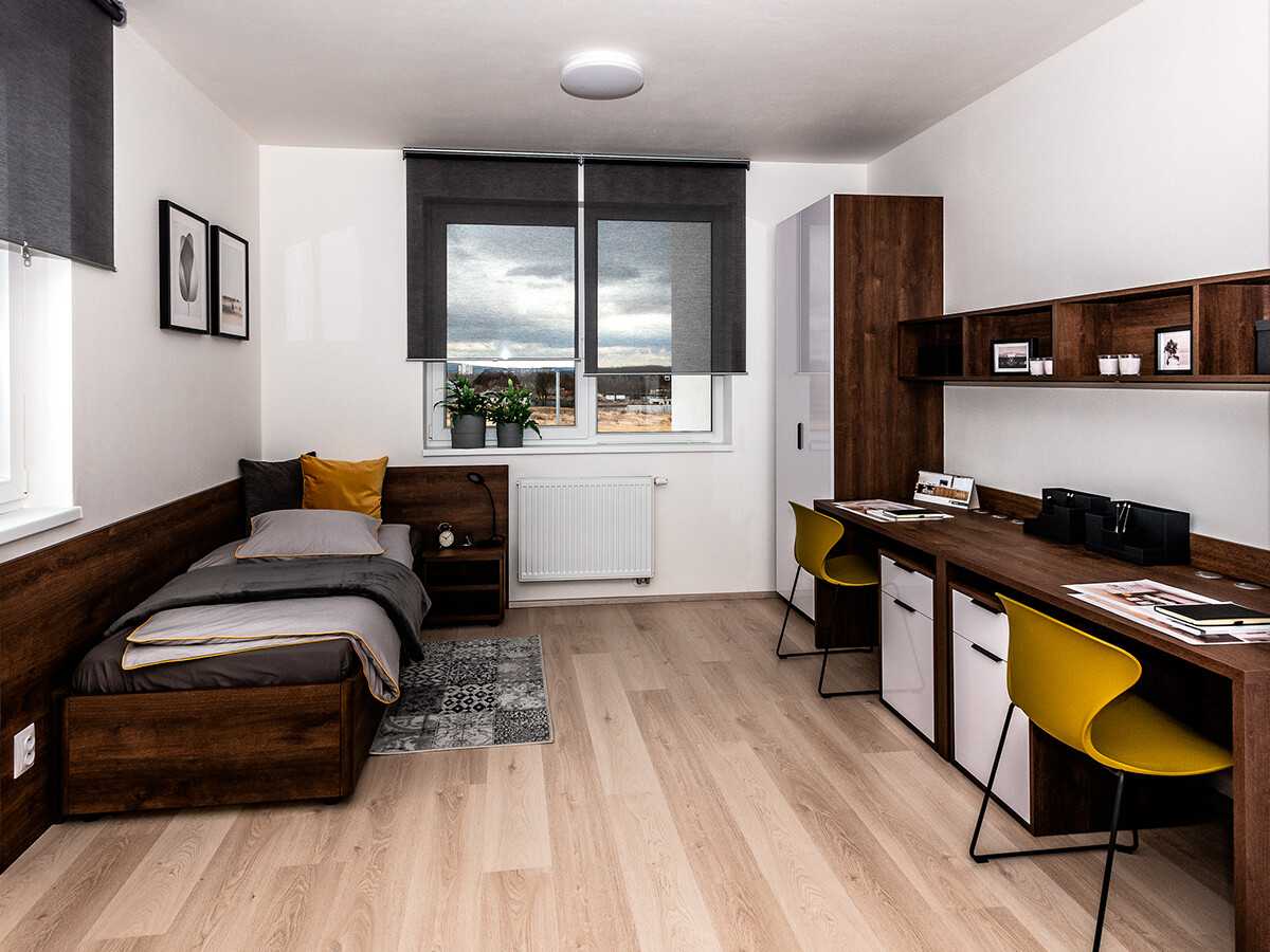 Unicity - RENT FROM CZK 5,500 /month